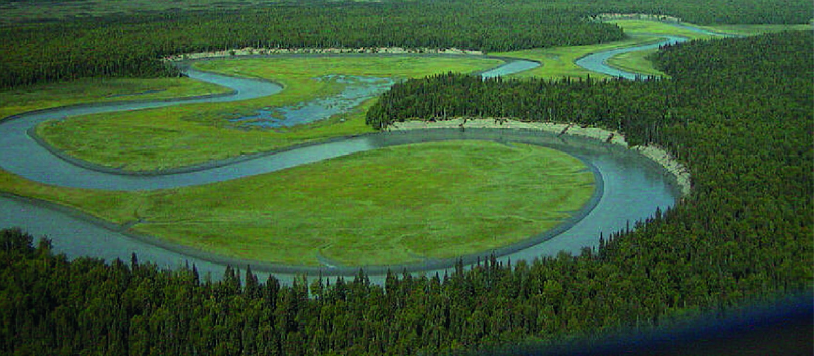 """<span style=\""""font-size: 12pt;\"""">Meandering rivers</span>"""